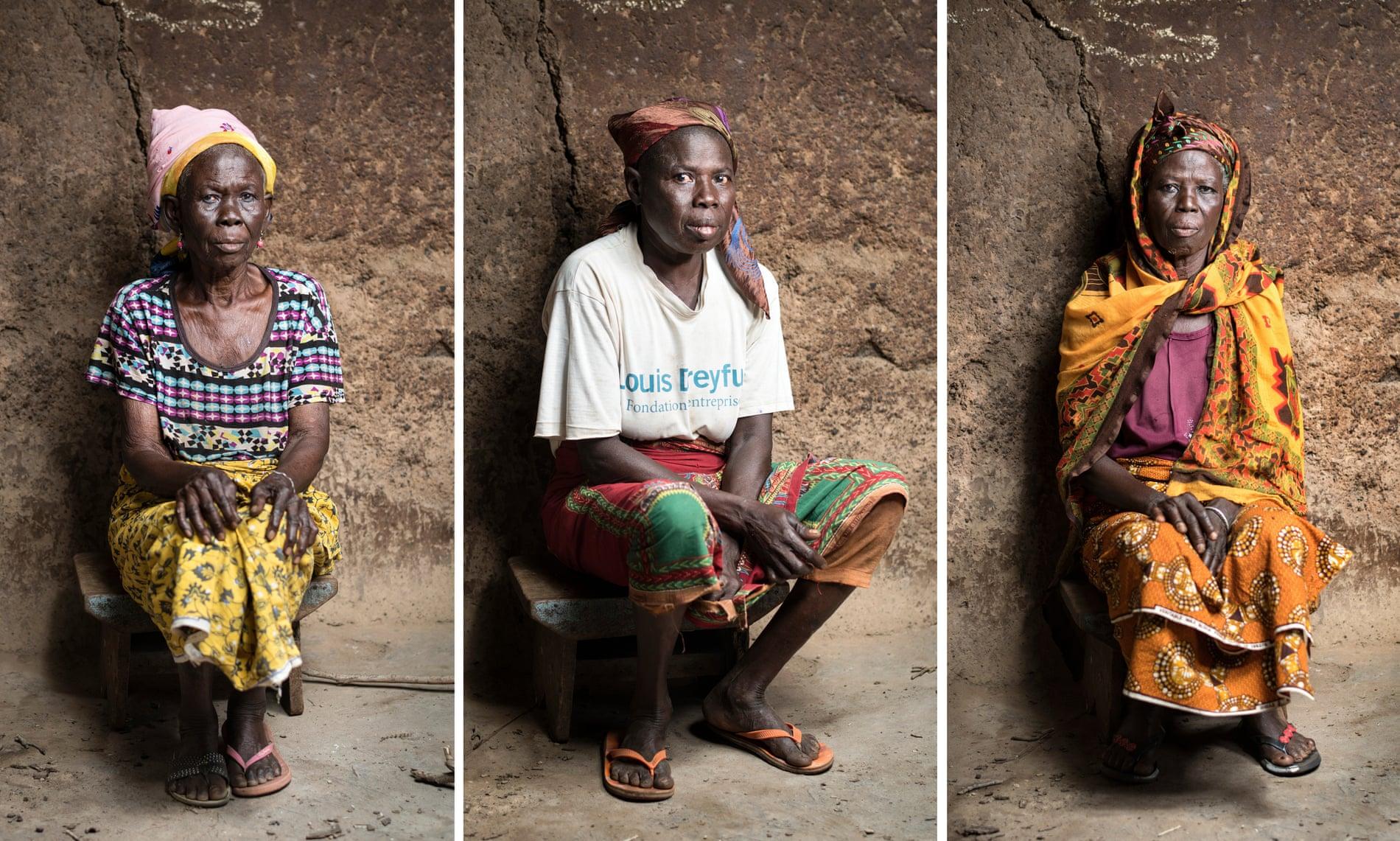 Ghana's Shackled Sick