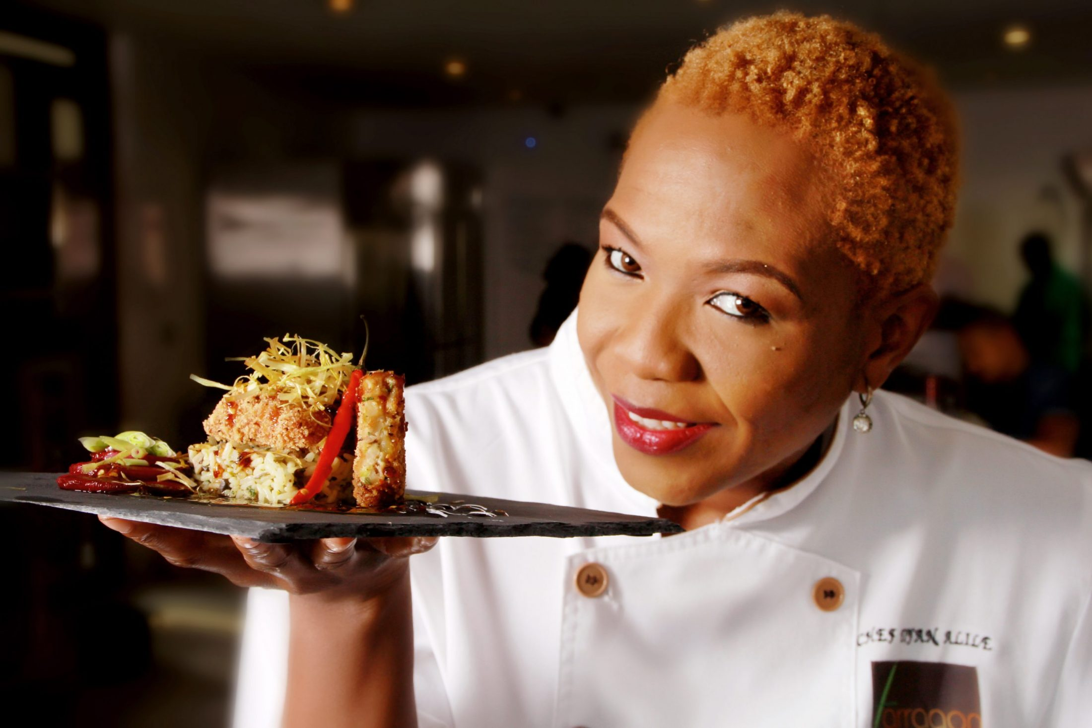 Cuisine Noir Magazine Chef Tiyan Alile's Quest to Bring Nigerian Cuisine to the World