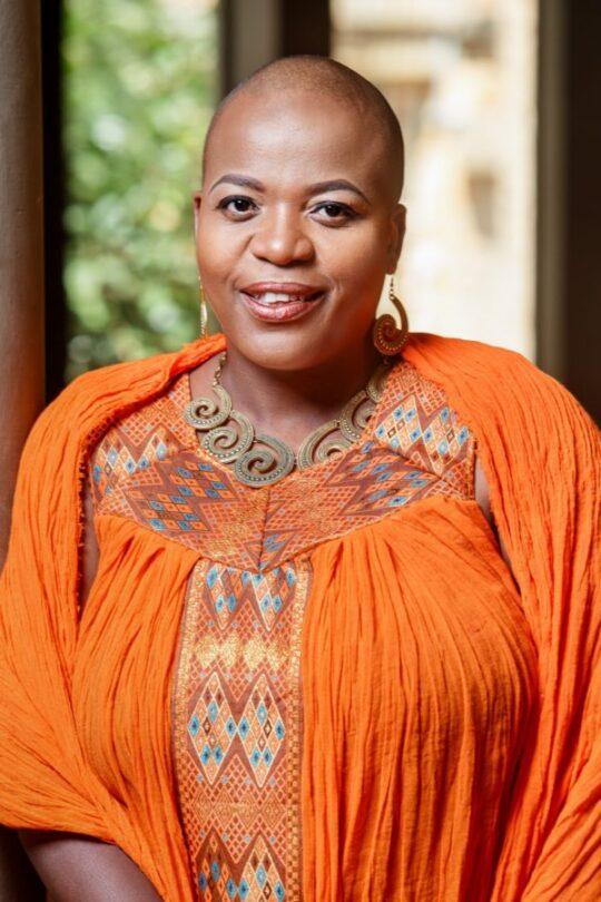 Zukiswa Wanner. Photo courtesy of Brittlepaper