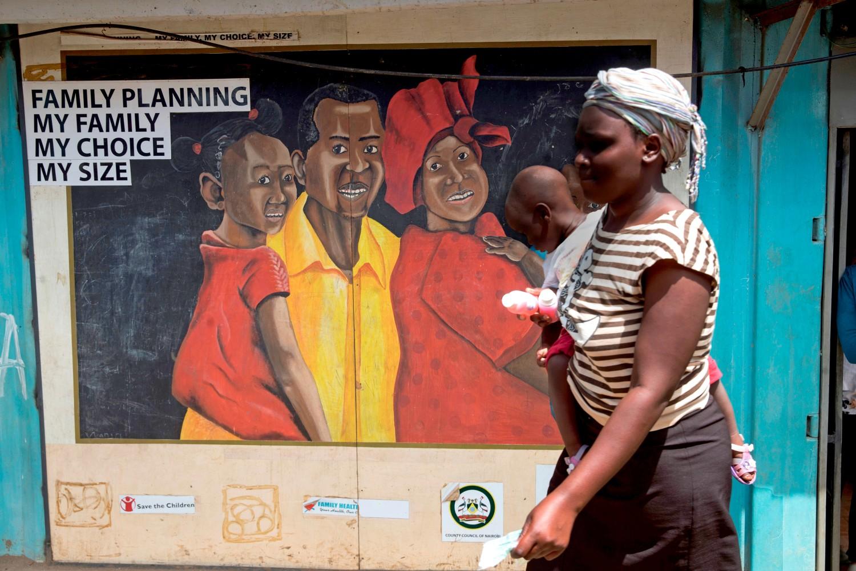 A Family Health Options Clinic. Photo: Reuters/Baz Ratner/NTB Scanpix