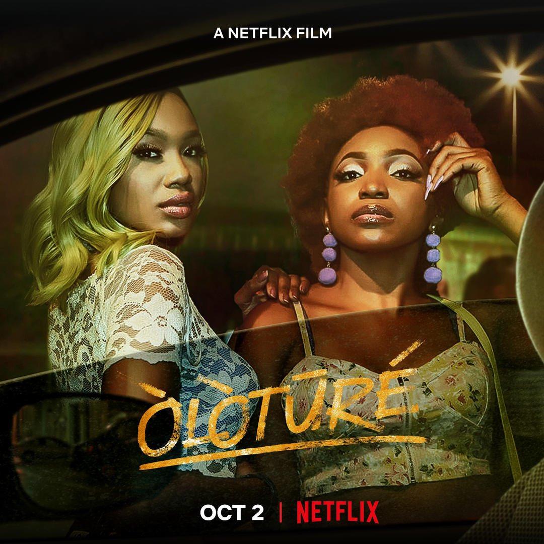 Oloture Netflix Fim Promo Cover