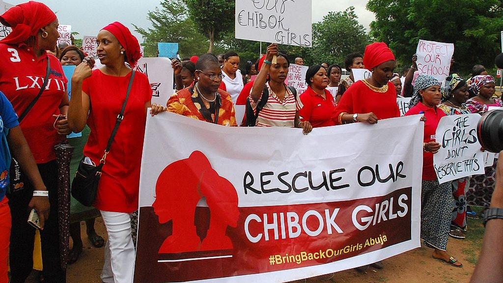 Rescue Ou Chibok Girls