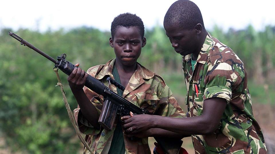 Stolen Part 4. Child soldier