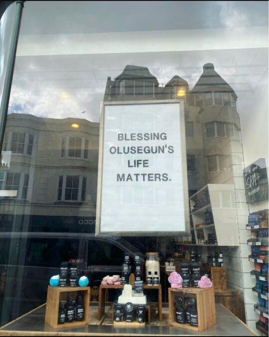 Photo Credit: Lush Brighton