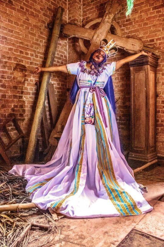 Rachel Malaika Nkumisongo: Untitled, 2020