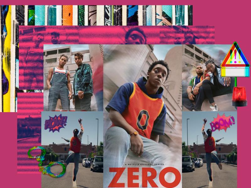 Zero the Unsung Hero Netflix show