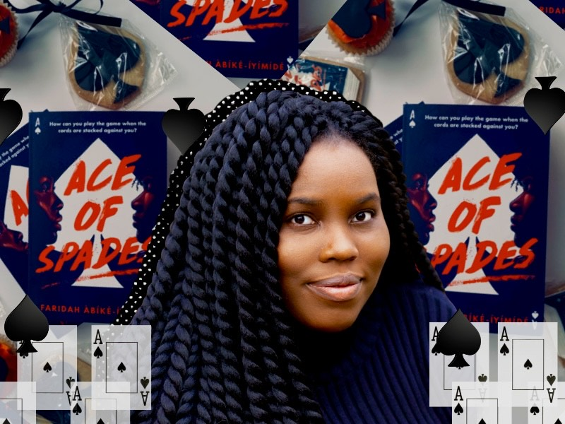 Meet Faridah Àbíké-Íyímídé, dominating the literary world at 22!