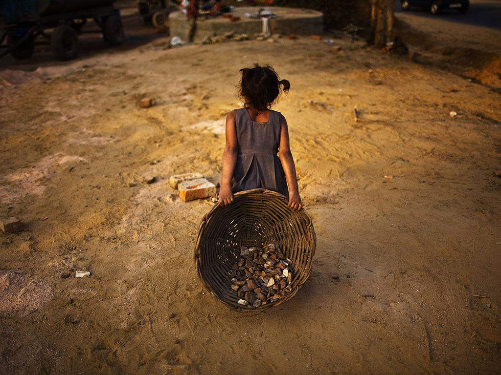 A Bitter Sweetness to Swallow: The Invisible Hands of Child Labour