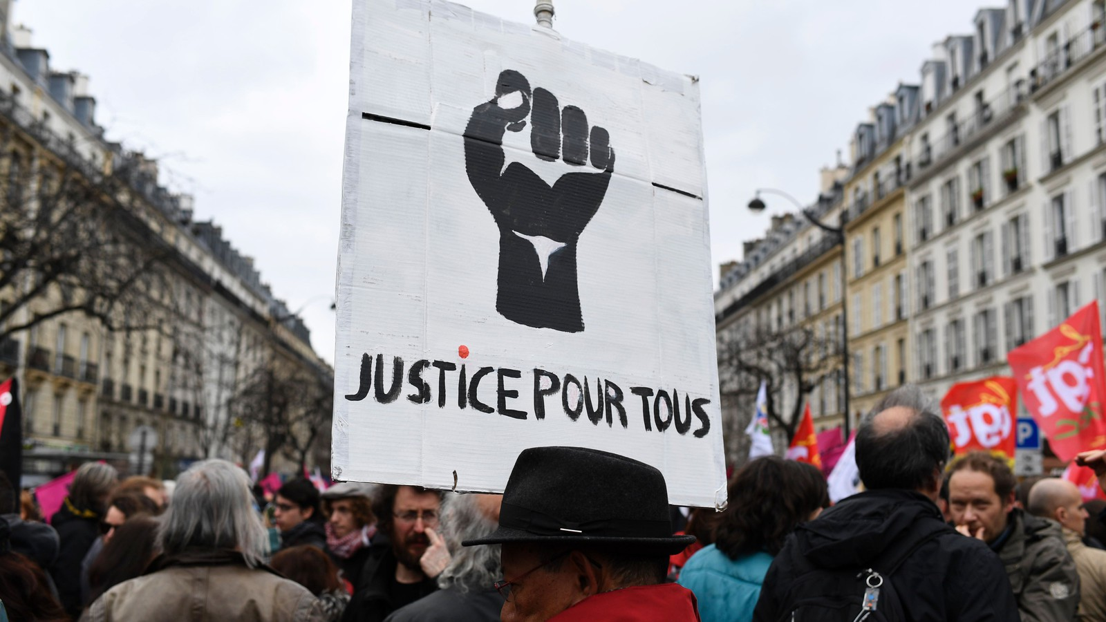 Racial Justice in Europe: A Black Woman's Perspective in the UK and France