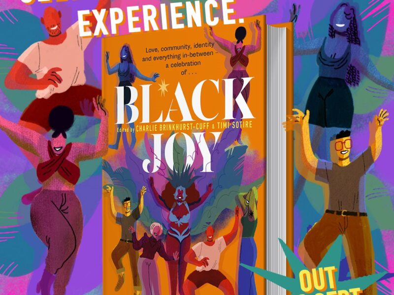 New Anthology 'Black Joy': A celebration of love, community, identity, and everything in-between