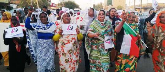 African Feminisms Part II- Sudanese Women in Defence of Themselves
