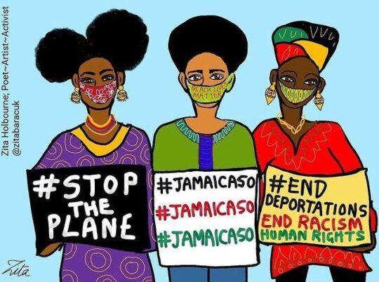 Zimbabwe Deportations, Britishness, and Priti Patel's Attack on Blackness