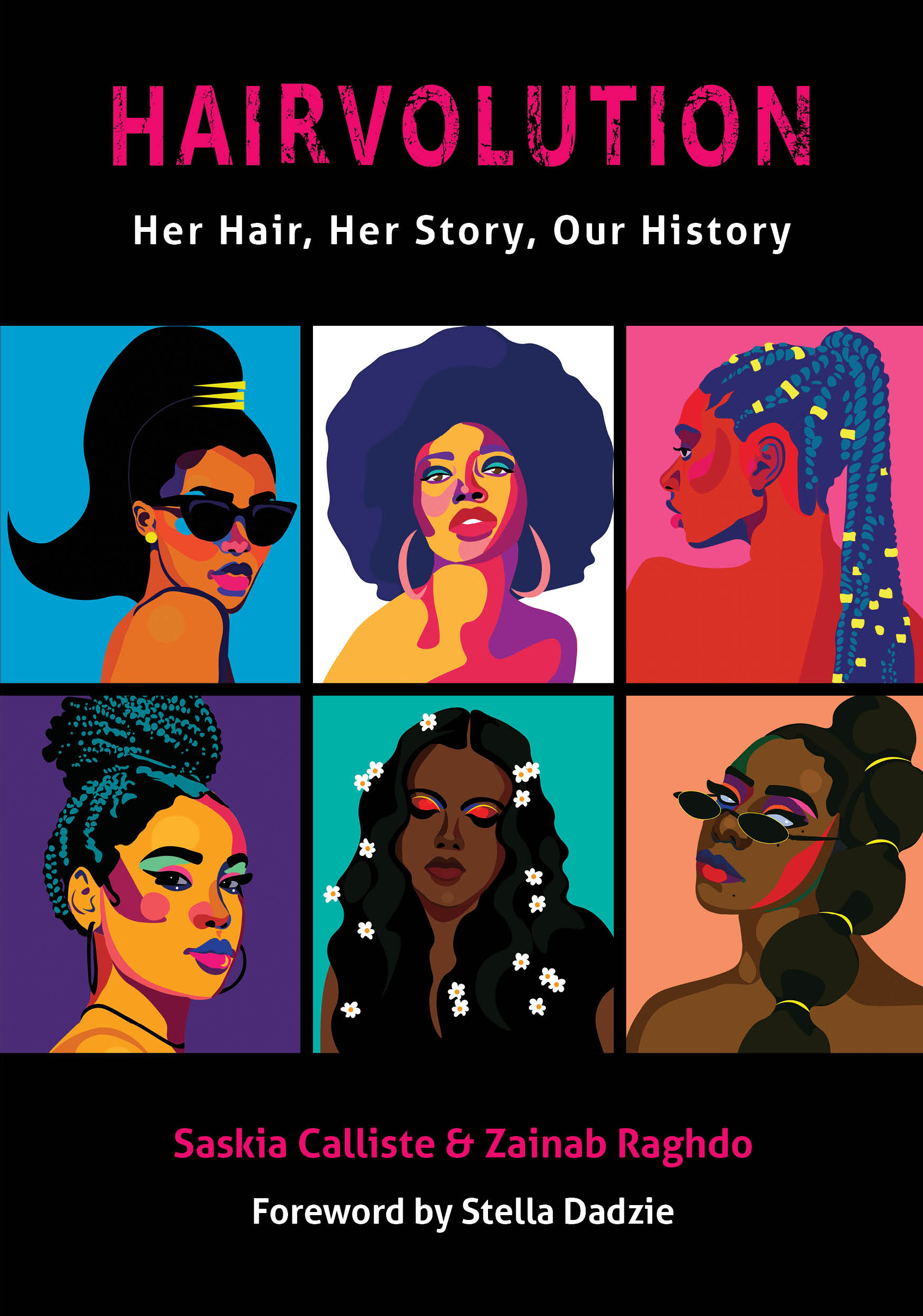 Hairvolution book launches on World Afro Day