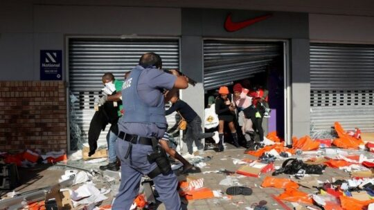 Investigating the Causes and Consequences of South Africa's July 2021 Riots