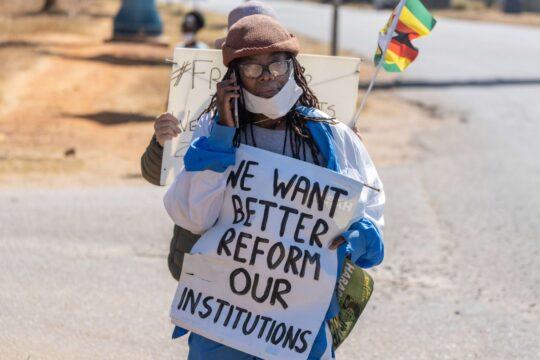 Tsitsi Dangarembga's This Mournable Body Provides a Haunting Reflection of a Zimbabwe Unfulfilled
